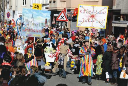 Ehrenfeld Karnevalszug